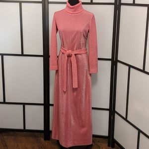 1960s Authentic MAGGY ROUFF Evening Dress